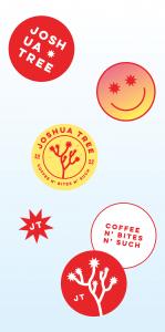 Joshua Tree Logo Variations